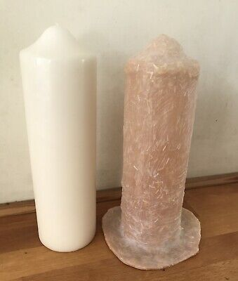 latex mould for making Lovely Church Candle