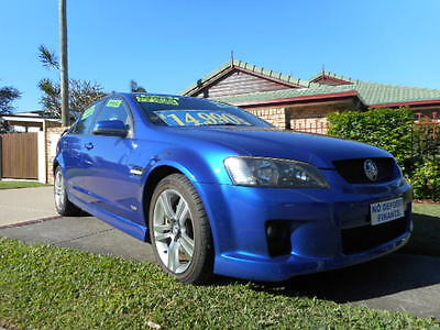 HOLDEN COMMODORE VE Ss Ls 6 0 L98 V8 Engine & 6 Speed Manual