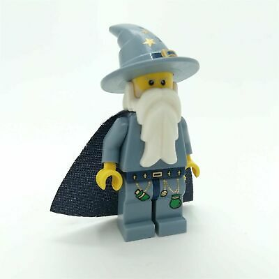 LEGO Castle Fantasy Era 3x Wizard /& Witch Minifigure Combo Wand Dragon Good