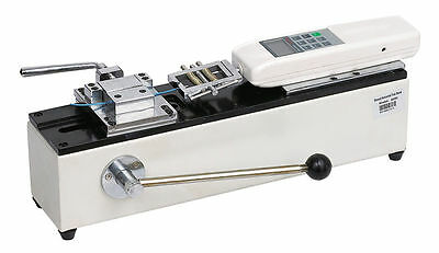 Wire Terminal Pulling-out Force Tester, 500N Force Gauge + Test Stand + Fixture