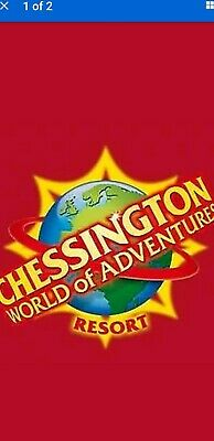 6X Chessington Tickets for 4rd July 04/07/19 CHEAPEST ON EBAY.