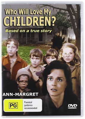 Who Will Love My Children DVD NTSC Region Free New Sealed