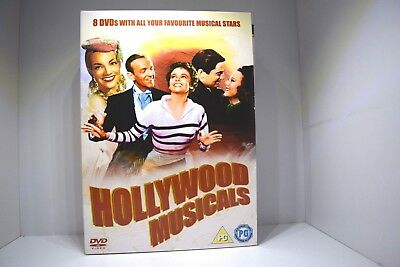 Hollywood Musicals - 8 DVD's