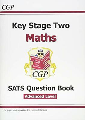 KS2 Maths Targeted SATS Question Book - Advanced by CGP Books New Paperback Book