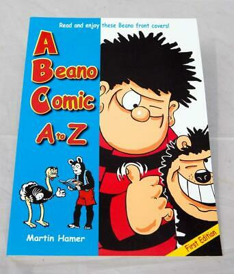 ABC A Beano Comic A to Z Front Covers (Paperback 2009)