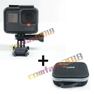 Used GoPro HERO 5 Waterproof Action 4K Ultra HD Camera Touch Screen 12MP bag