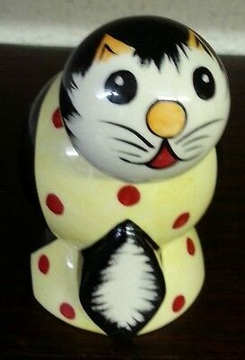 Lorna Bailey Roundy cat Excellent Condition FREE P&P