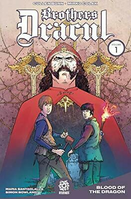 BROTHERS DRACUL VOL. 1 TPB by Cullen Bunn New Paperback Book