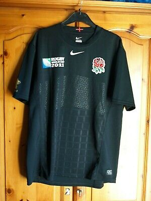 England away shirt size Large / L from RWC2011
