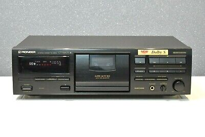 PIONEER CT-S440S Tapedeck mit Dolby S !! Top Zustand !!