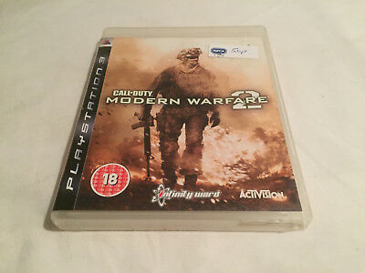 PLAYSTATION 3 : Call of Duty: Modern Warfare 2 / Game