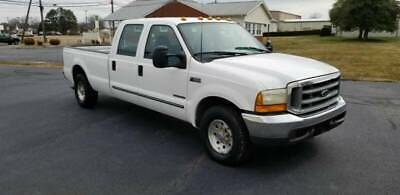 1999 Ford F-350 XLT 1999 FORD F350 CREW CAB LONGBED XLT 7.3 TURBO DIESEL POWERSTROKE VERY LOW MILES!