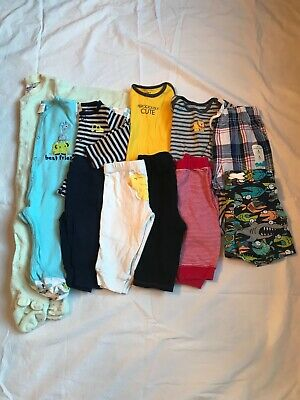 45ed3a1a001c BABY GAP, TARGET, Carter's Christmas Holiday ~ 3-6 mo Baby Girl Lot ...