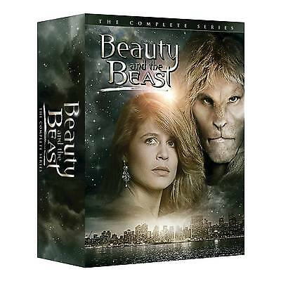 Beauty and the Beast: The Complete Series by Ron Perlman, Linda Hamilton, Roy D