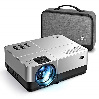 VANKYO LEISURE 420 Full HD Projector with 3000 Lux, Mini Home Cinema Video 3D, 2