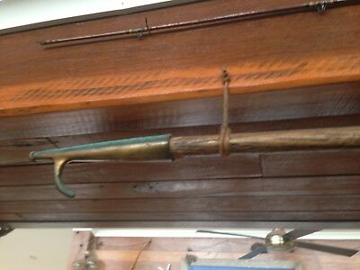 Boat Hook antique maritme