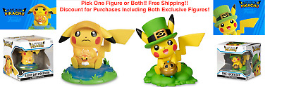 Pokemon Center Funko A Day With Pikachu Lucky or Rainy Day Figure Vinyl Preorder