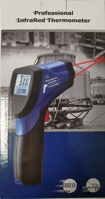Infrared Thermometer / Dual Laser Targeting IR Temperature G | AMECaL ST-8861b