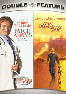 Patch Adams / What Dreams May Come (Double Feature) (Ca Version) (Bilingua (Dvd)