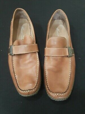 aceaab5e258 COLE HAAN SOMERSET Venetian Driving Moccasin Penny Loafer Mens Size ...