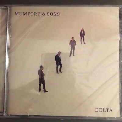 Mumford and Sons CD Delta (New)