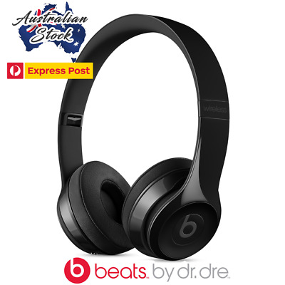 Rose Gold Beats by Dre Solo3 Wireless On-Ear Headphones - IN BOX -  Express Post