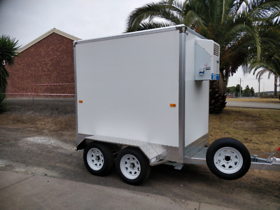 Mobile Cool Room Trailer 850