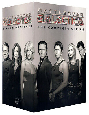Battlestar Galactica - The Complete Series (Boxset) (Ca Version) (Dvd)