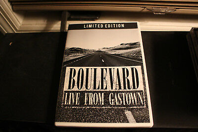 Boulevard Live From Gastown DVD