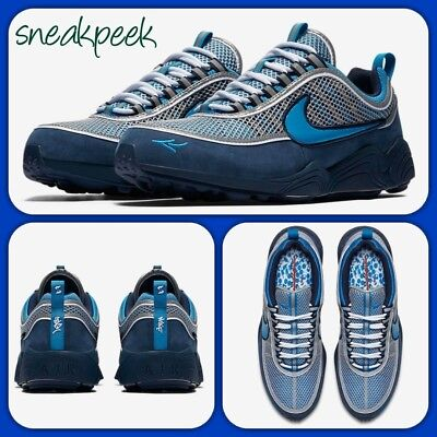 a10d9075f293d STASH x NIKE AIR ZOOM SPIRIDON  16 AH7973 400 TRAINERS SIZE UK5 eur38