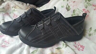 "Nurse Mates ""lydia""Shoes  Nurse work pillow top slip ons size US 10 .. UK 8 new"