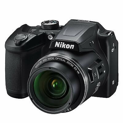 Nikon COOLPIX B500 Digital Camera (Black) US Model B500 BK US