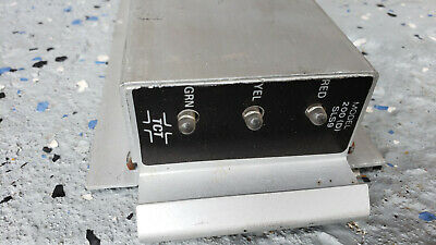 TCT Model 200(D) Solid State Load Switch For Traffic Light Control