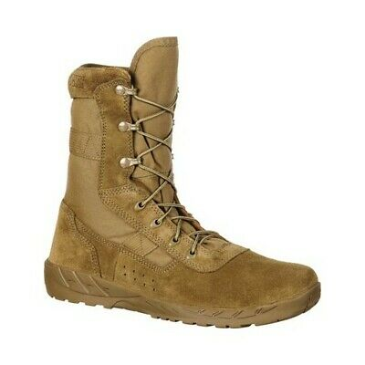Rocky Men's   C7 CXT Lightweight Commercial Military Boot RKC065 Coyote Brown