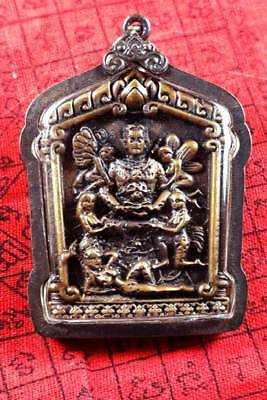 Real Amulet For Love Attraction Magic Powerful Charm Sex Luck Real Thai Talisman