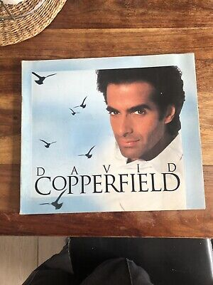 Programme David Copperfield Avec Ticket Palais Des Congres