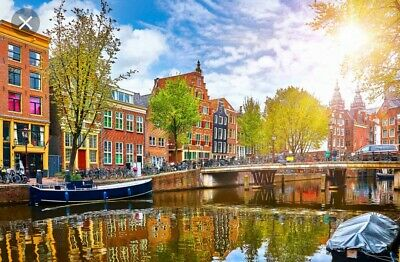 Amsterdam Hotel Room, triple, 3 nights, 28-31st March 19. Rembrandt Square Hotel