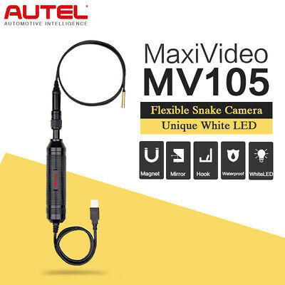 Autel MV105 5.5mm Auto diagnostics Endoscopes caméras inspection for Maxisys Pro