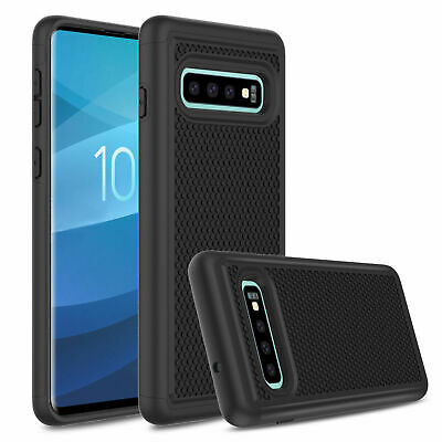 For Samsung Galaxy S10 Plus S10e Case Shockproof Rugged Armor Hybrid Phone Cover