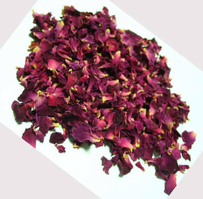 Dried Rose Petals - Flower Toss - Bulk Flowers - Wedding Toss