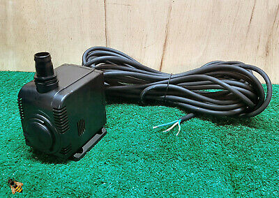 garden ornaments and accessories Bermuda 2000 Water Feature Pump 2000 LPH