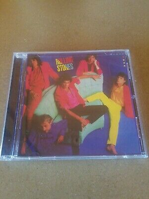 Dirty Work by The Rolling Stones(CD, Jul-2009, Universal)EXCELLENT FREE SHIPPING