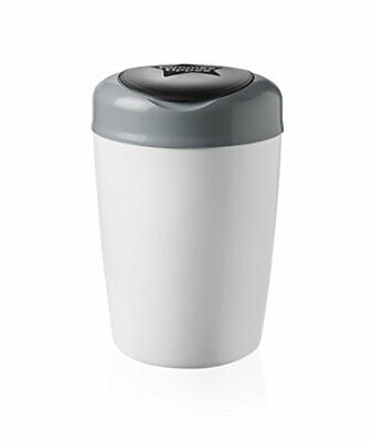 Tommee Tippee Simplee Sangenic, Contenedor de Pañales, Gris, 2 Unidades