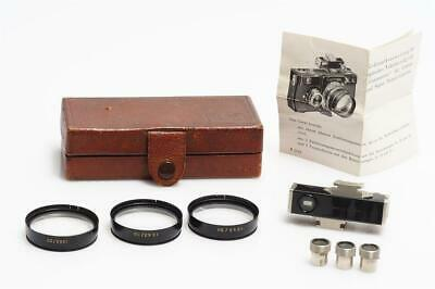 Zeiss Ikon Contameter 1343 Close-Up Attachment Nickel W.078