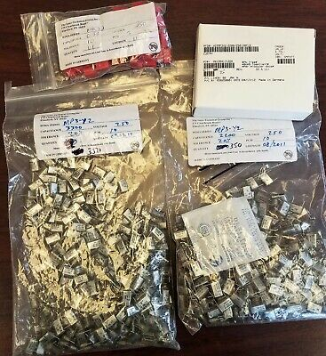 Mixed Lot of Wima Capacitors