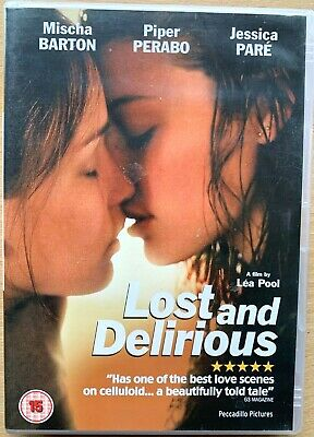 Lost and Delirious DVD 2001 LGBT Gay Lesbian Romance Drama w/ Piper Perabo
