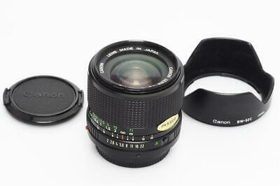 BOXED CANON FD 24mm f/2 0 ULTRA-WIDE ANGLE LENS    SPARES / REPAIRS
