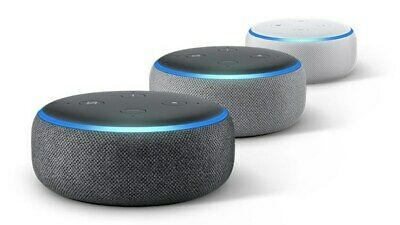 Amazon Echo Dot 3rd Gen Alexa Smart Assistant with Voice Control