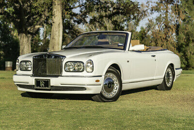 2000 Rolls-Royce Corniche  Well serviced with records, best color combination, LOW MILES!