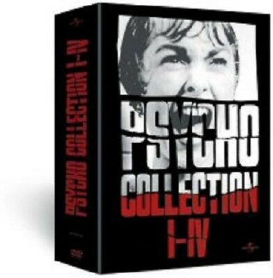 Psycho Collection I-IV [5 DVDs] DVD Box
